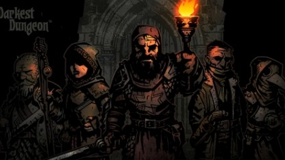 Стресс и подземелья. Превью Darkest Dungeon