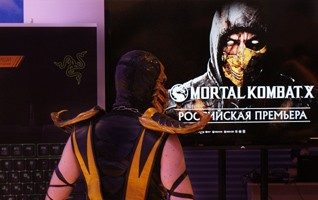 Mortal kombat x через яндекс диск на пк