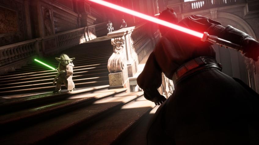 Предварительный обзор Star Wars Battlefront 2. Новая надежда