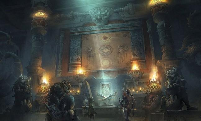 Непридуманный мир. Мифы и фольклор в Blade & Soul