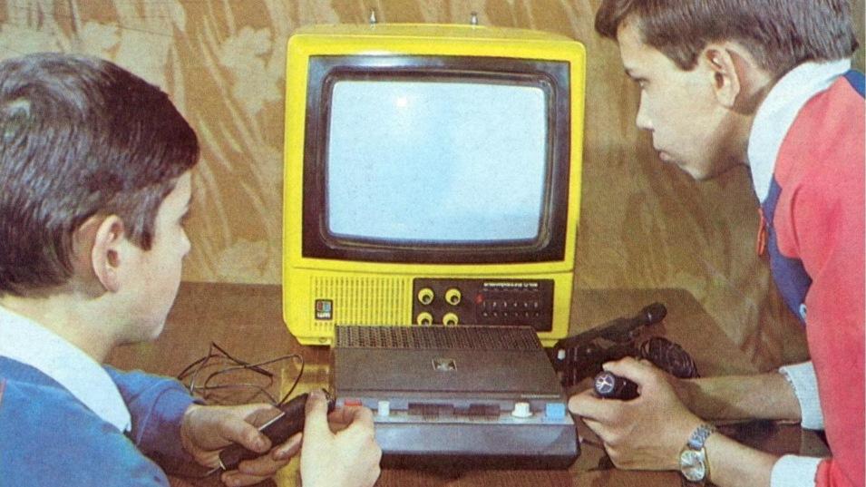 Советские игровые консоли. Не только «волк с яйцами»