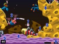 Worms 2. Кольчатые солдаты второго призыва