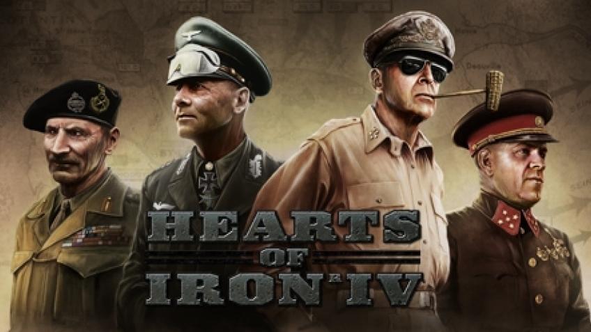 Настоящая война. Превью Hearts of Iron4