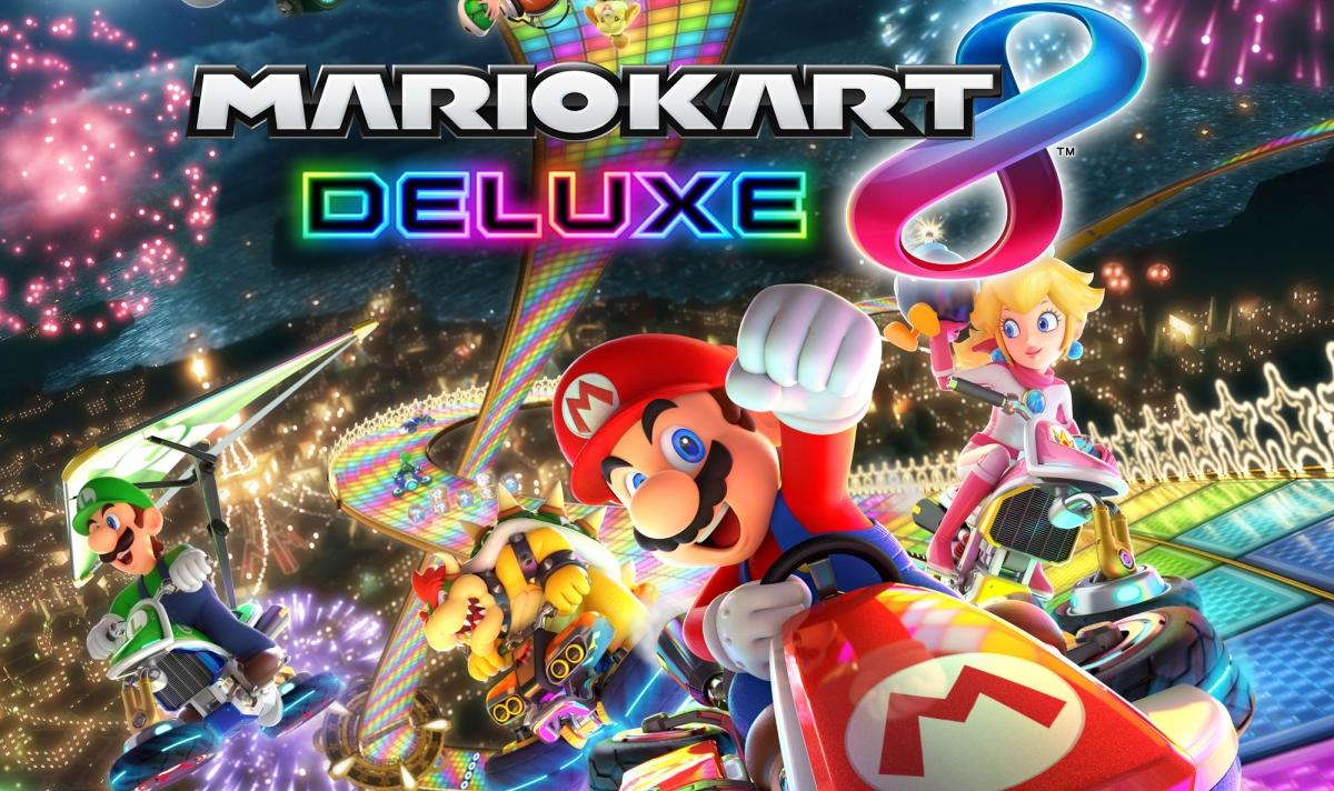 Обзор Mario Kart 8 Deluxe. Быстро и слишком быстро