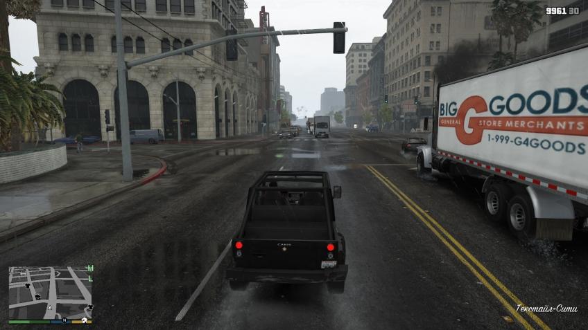 Лучший мод для GTA V: NaturalVision Remastered. Наши впечатления