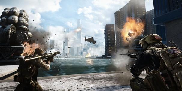 Battlefield 4: мультиплеер