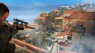 Бах-бах-бах, кто на новенького? Обзор Sniper Elite4