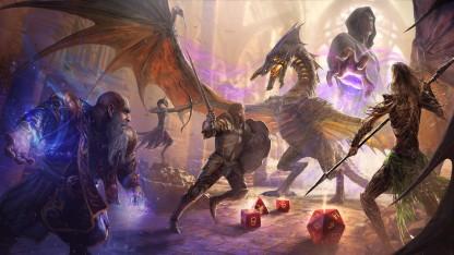 Режим гейм-мастера в Divinity: Original Sin 2. Игроки-беспредельщики и гоблины в огне