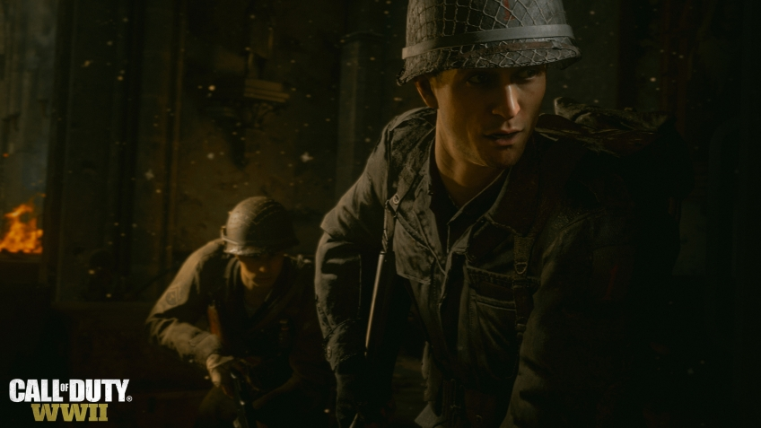 Call of Duty: WWII. Колокол с башни — бу-у-мс! Предварительный обзор