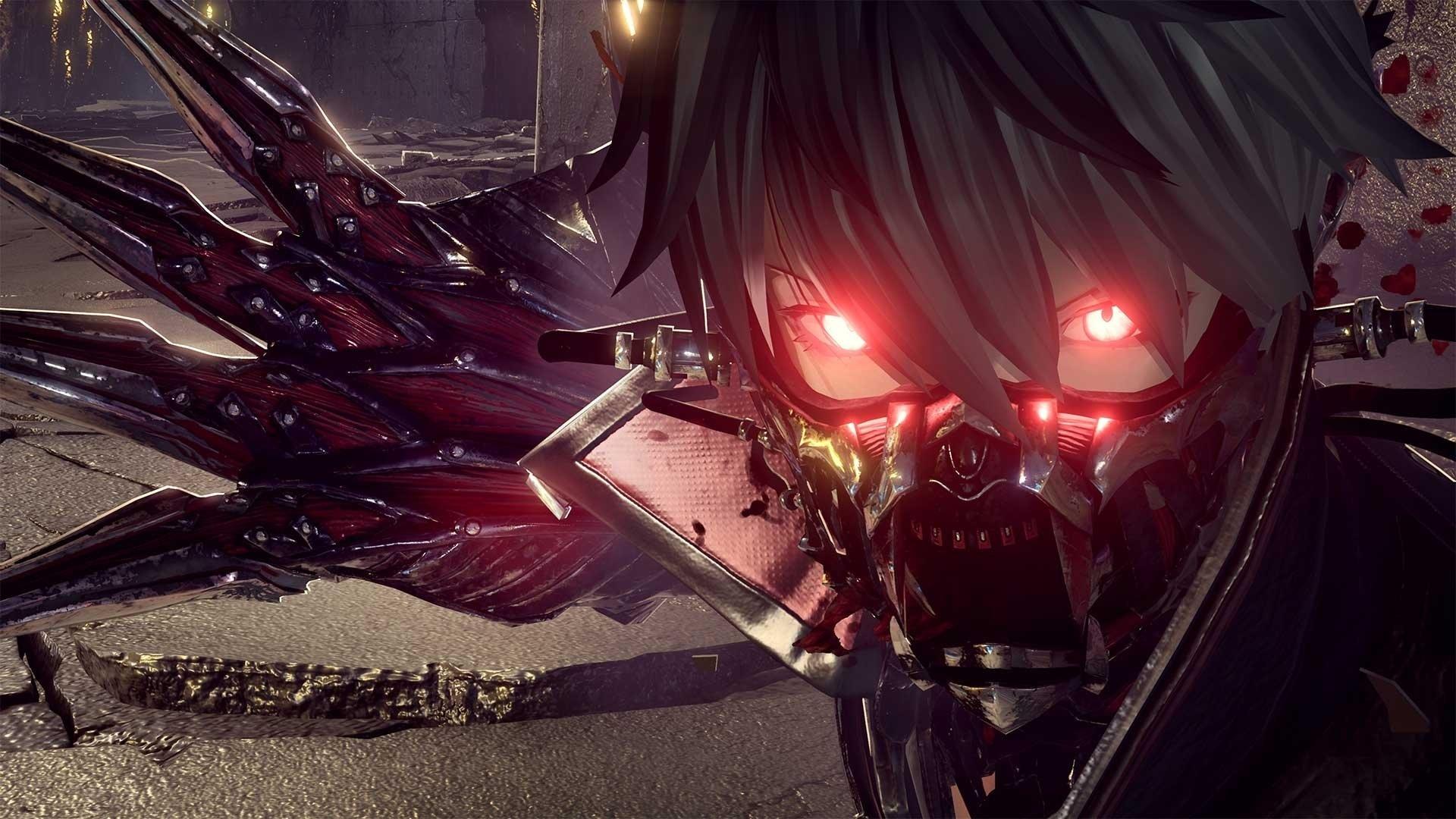Обзор Code Vein. Если бы по Bloodborne сняли аниме