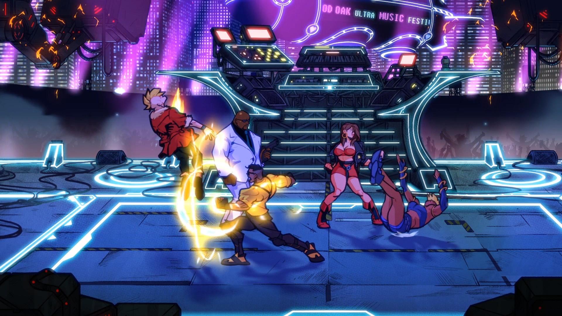 À quoi jouer + les meilleures remises de la semaine.  Gears Tactics, Cloudpunk, SnowRunner, Iratus, Sakura Wars, Streets of Rage 4