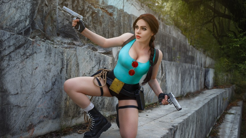 Косплей недели: Tomb Raider, WoW, Mortal Kombat, Batman