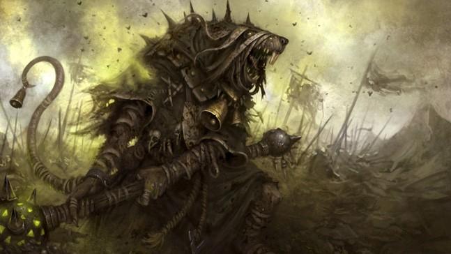 Как устроен мир Warhammer