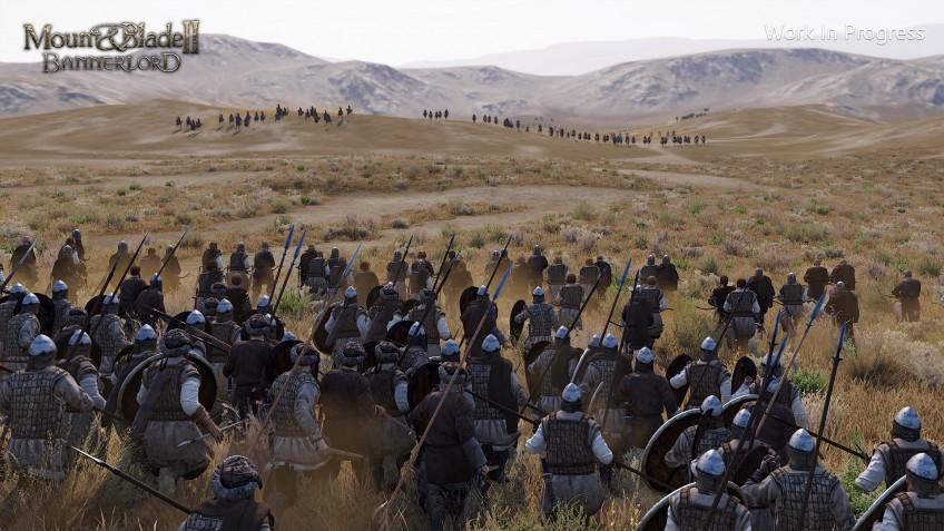 Первый взгляд на Mount & Blade II: Bannerlord. Боевой конь и тысяча мечей