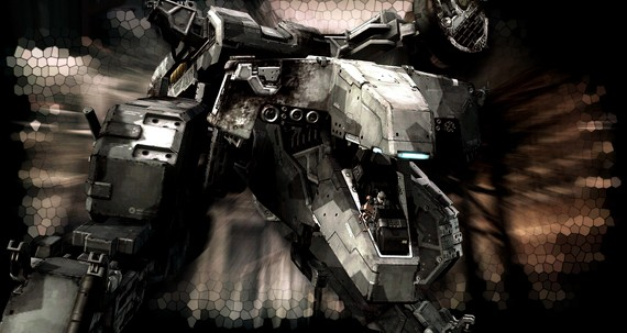 Миллион обличий боевого робота