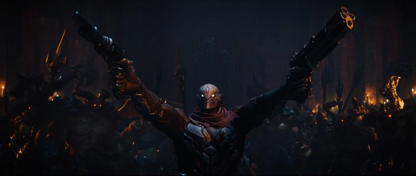 Обзор Darksiders Genesis. Дэдпул на страже равновесия