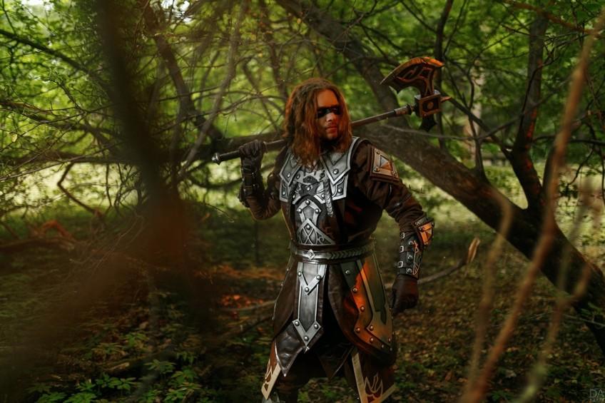 Вселенная The Elder Scrolls. Специальный выпуск косплея