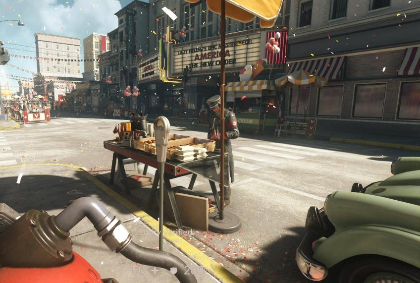 Предварительный обзор Wolfenstein 2: The New Colossus. Би-Джей Бласковиц снова в деле