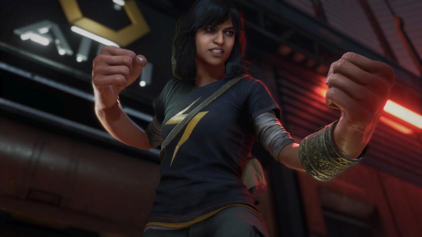 Что происходит в Marvel's Avengers?