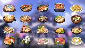 Гайд: Все рецепты Инадзумы в Genshin Impact 2.0