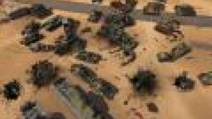Руководство и прохождение по 'Desert Rats vs. Afrika Korps'