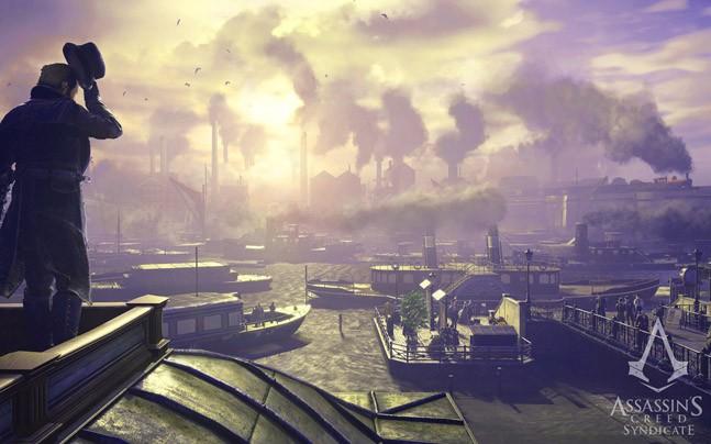 Смерть с бакенбардами. Превью Assassin's Creed: Синдикат