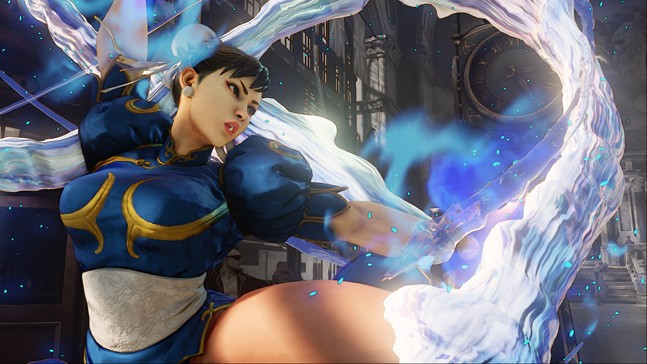 Главный файтинг нового поколения. Два часа со Street Fighter 5