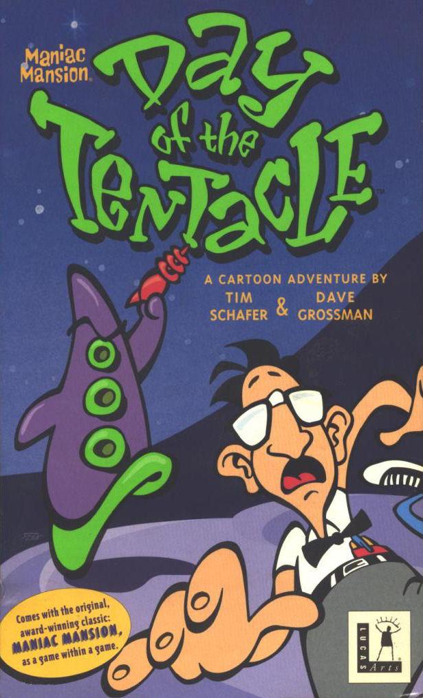 Легендарные квесты LucasArts: от Maniac Mansion до Full Throttle
