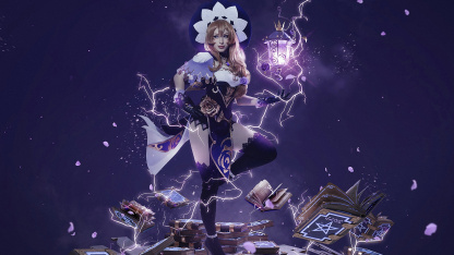 Косплей недели: Alice: Madness Returns, Genshin Impact, Mario, Fran Bow, Demon Slayer