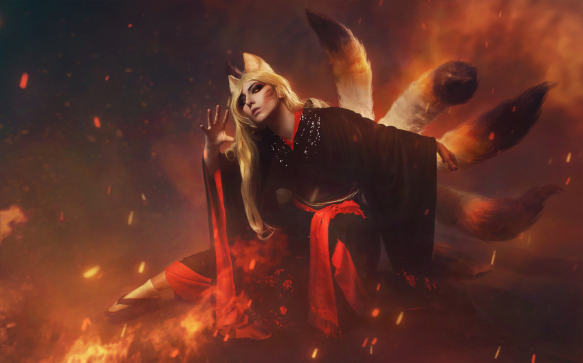 Косплей недели: Харли Квинн, «Ведьмак 3», LoL, Helltaker, Genshin Impact