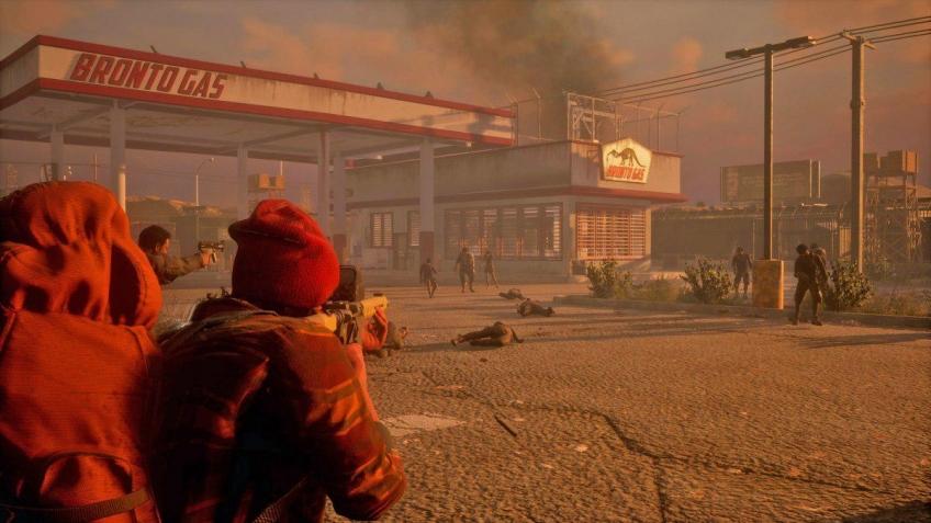 Обзор State оf Decay 2. Генератор случайных зомби-апокалипсисов