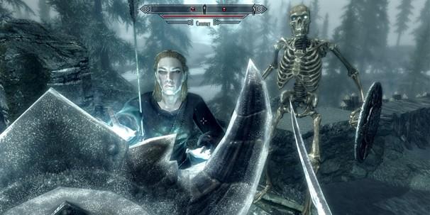 The Elder Scrolls 5: Skyrim. Как стать супергероем