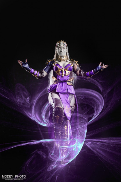 Косплей недели: Devil May Cry, Dragon Age, K/DA, Genshin Impact, Mortal Kombat