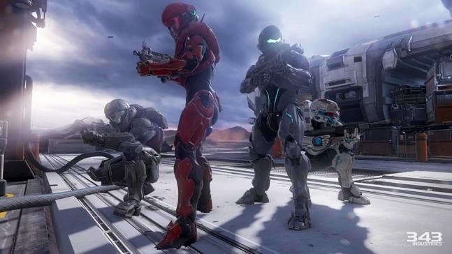 Звездный путь. Обзор Halo 5: Guardians