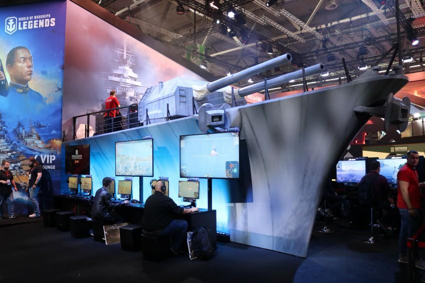 Основатель Wargaming Виктор Кислый о VR, Battle Royale, танках в космосе и стрельбе в США.  Интервью с gamescom 2019