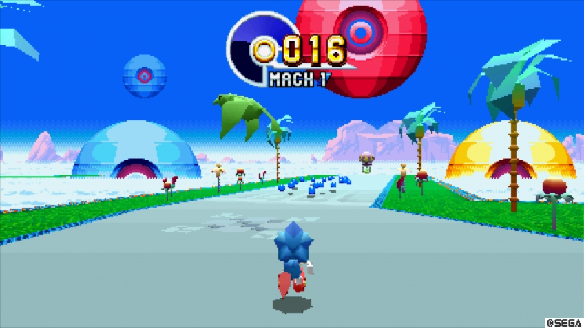 Обзор Sonic Mania. Правильная ностальгия