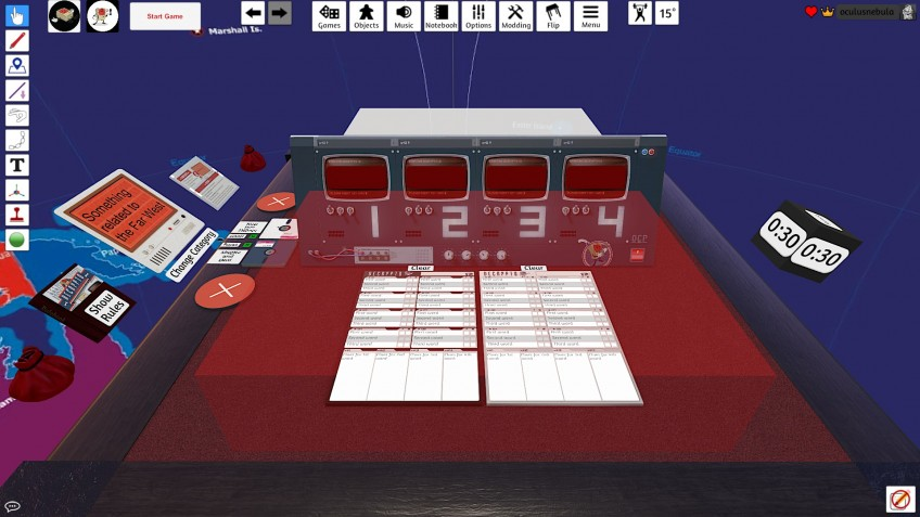 Онлайн-настолки во время карантина. Во что поиграть через Tabletop Simulator
