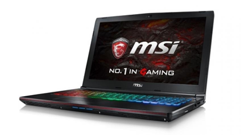 Тестируем сбалансированный ноутбук MSI GE62VR