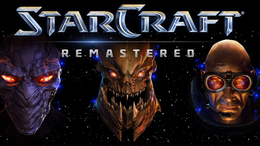 Мнение о StarCraft: Remastered. Машина времени