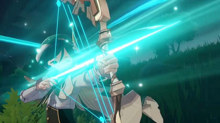 Гайд: Genshin Impact — Венти. Лучший билд, оружие, артефакты