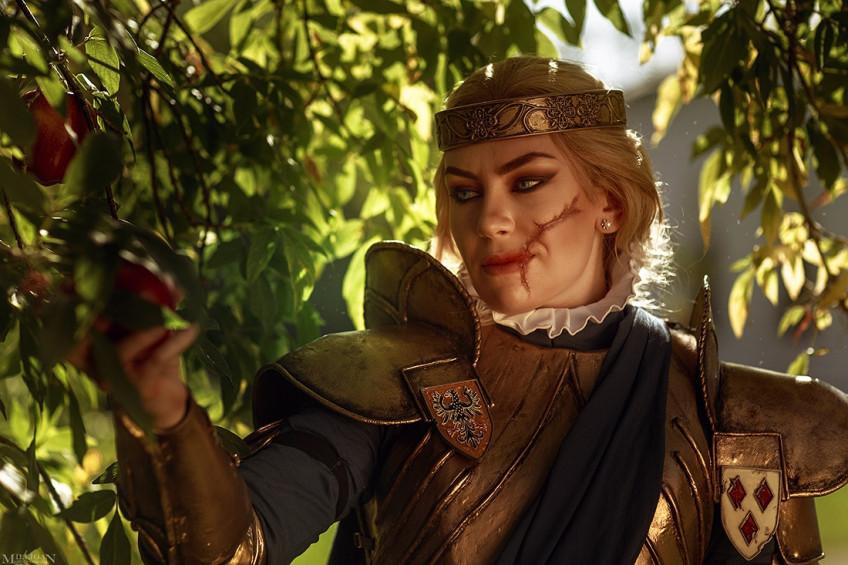 Косплей недели: Hades, «Ведьмак», «Покемон», «Чудо-женщина» и «Клуб Романтики»