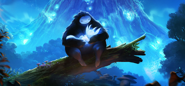 Цвет волшебства. Обзор Ori and the Blind Forest