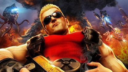 Грустная история Duke Nukem Forever.14 лет агонии