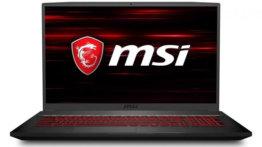 Дешево и не сердито. MSI GF75 Thin 9SC на Core i5 и GTX 1650