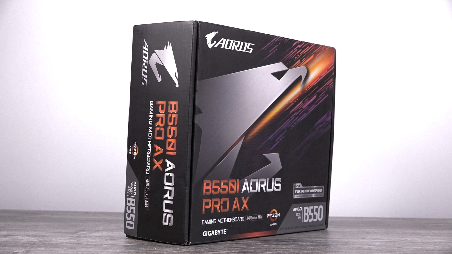 AMD B550 - to buy or not?  We analyze the pros and cons using the example of the Gigabyte B550i