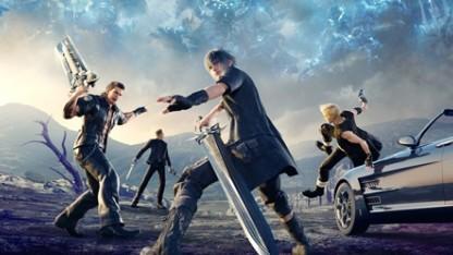 Дружба — это магия. Обзор Final Fantasy XV
