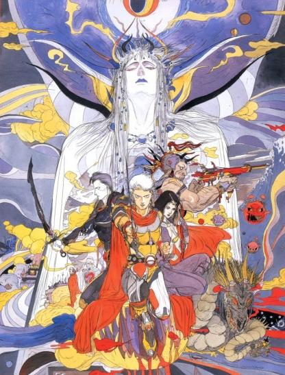 Последняя фантазия Хиронобу Сакагути. История создателя Final Fantasy