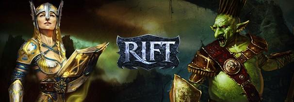 Rift. Разломы
