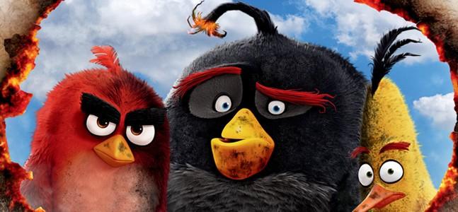 «Angry Birds в кино»: мультфильм против толерантности