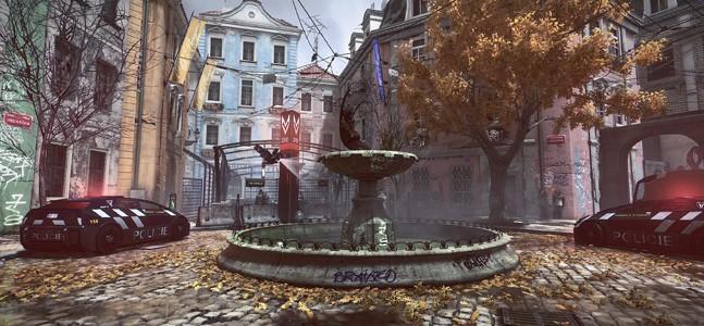Пять красивейших мест в Deus Ex: Mankind Divided